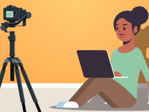 Launching of a New Internet Concept: A Video Blog Society!
