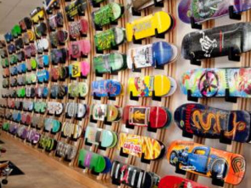 Skateshops, a new trend in lifestyle and a community beacon for Newark